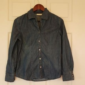 Chicos jean shirt